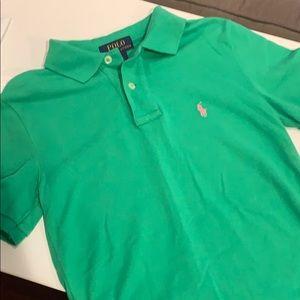 Ralph Lauren Boys Golf Shirt
